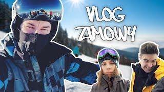 YOUTUBERZY NA DESCE || Zimowy Vlog