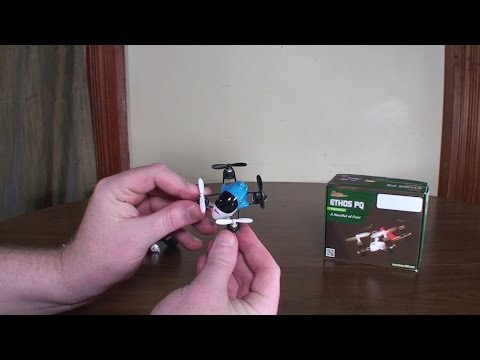 Ares - Ethos PQ - Review and Flight