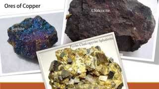 Ore Minerals (The Most Important Ones)