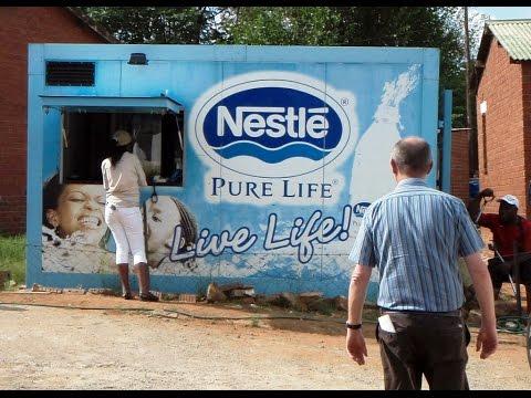 DOKU Nestlé: Das dreckige Geschäft mit Wasser/ Skandal Menschenrechte