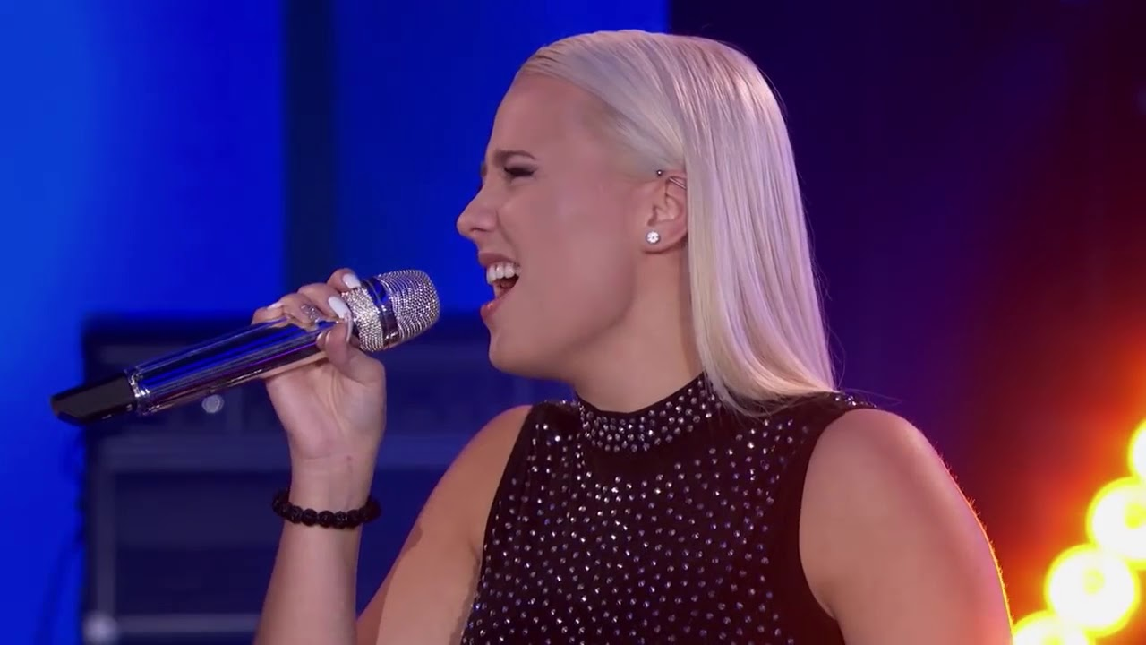 Gabby Barrett & Sugarland Sing 'Stay'   Top 24 Duets   American Idol 2018 on ABC
