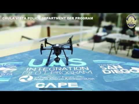 Drones as First Responders in Action