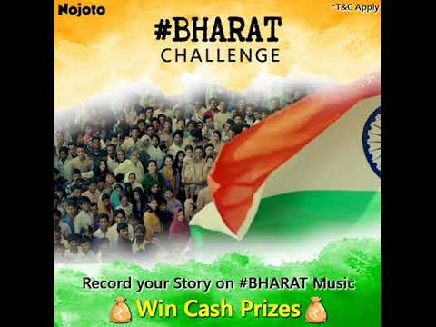Bharat Challenge - Win Cash Prizes | Storytelling App | Hindi Shayari App |  Best Writing App |Nojoto