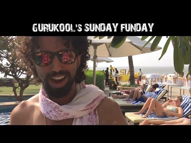 SUNDAY FUNDAY I MITHUN PURANDARE I GURUKOOL EPISODE 1