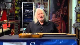 エレキギターの歴史についての映画「タン・イット・アップ」より.