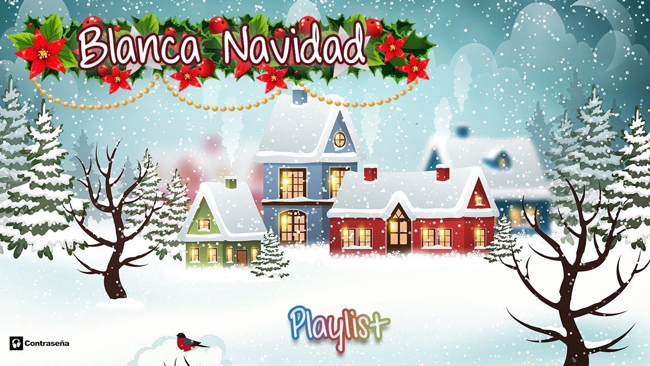 Letra de la cancion navidad navidad blanca navidad