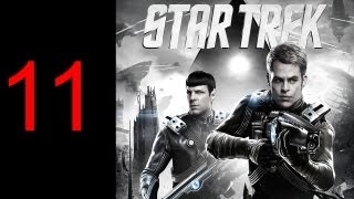 "Star Trek gameplay walkthrough part 11 let's play PS3 GAME XBOX PC HD ""Star Trek walkthrough part 1"""