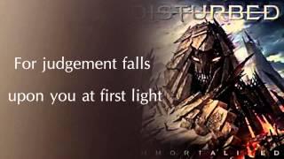 Disturbed - The Vengeful One Lyrics (Full album download link @ description)