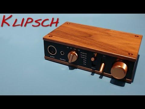 Klipsch Headphone Amplifier _(Z Reviews)_