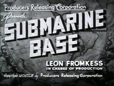 Drama Movie - Submarine Base (1943)