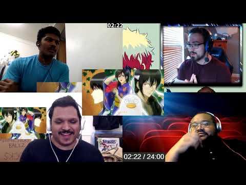 Gintama OP 15 (Pride Kakumei) Reaction Mashup [Gintama 2015 OP 2]