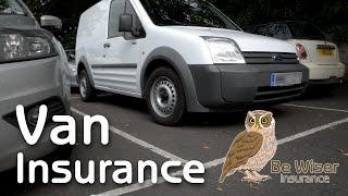 Van Insurance from Be Wiser
