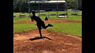 Ky Jackson - Pitching Highlights - Class of 2020