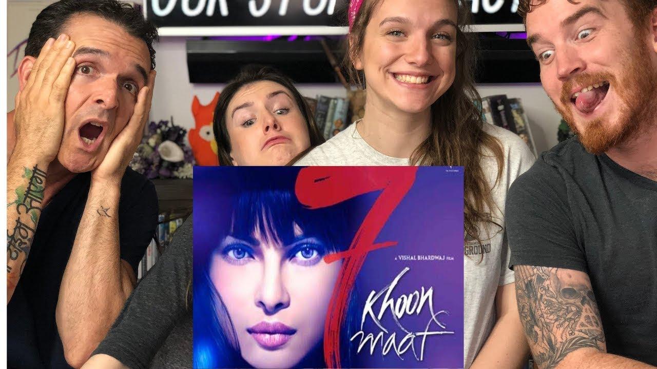 Download 7 Khoon Maaf | Priyanka Chopra | Trailer REACTION!