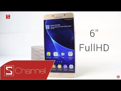 Schannel - Đánh giá Galaxy A9 Pro: Đáng mua từ thiết kế đến hiệu năng, pin