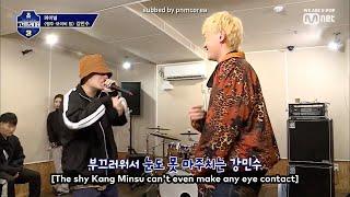 "[ENG] [HSR3] Kang Minsu, the biggest fan of Penomeco ""I can"