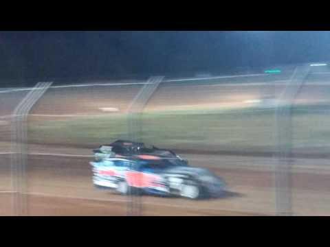 33x Ark La Tex Speedway 5-7-2016 Modified Heat race