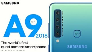 Samsung Galaxy A9 2018 Official Video - Trailer, Introduction, Commercial, First Look