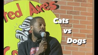 Pondering Cats Vs Dogs