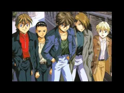 GundamWing OST (remix extended) Mission Accomplished