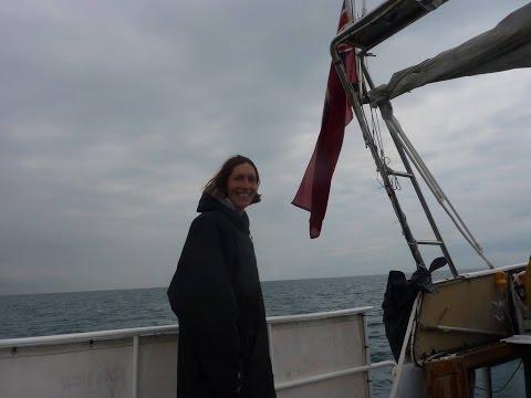Ricks Two way English Channel Relay Swim-Aggressive Thorn