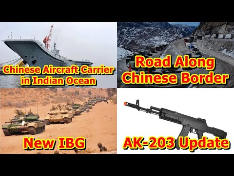 Defence Update 7th Jan 2020 (Part-1)| Chinese Aircraft Carri