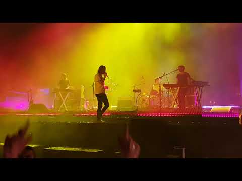 Tame Impala - Feels Like We Only Go Backwards (live @ Mad Cool, Madrid, 2018-07-12)