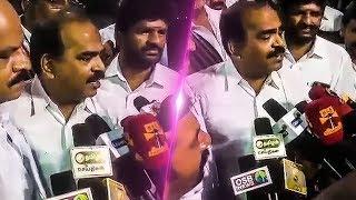 KAMAL is Talking Like a Mad Guy! Nanjil Sampath   RN - 65