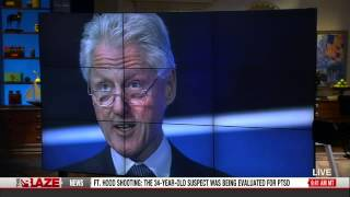 Bill Clinton Has Some Thoughts About Aliens   Glenn Beck Radio Program