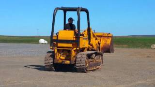 1976 John Deere 450C Track Loader For Sale Running and Operating Video!