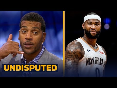 Jim Jackson on DeMarcus Cousins landing a contract with Golden State | NBA | UNDISPUTED