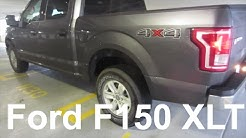 2016 Ford F-150 XLT Pickup Truck | Full Rental Car Review and Test Drive