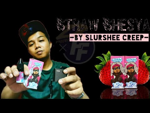 Review : ZR Project Fuckin Flavour Straw Shesya??
