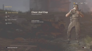 CALL OF DUTY WORLD WAR 2: HAPPY THANKSGIVING |GOING FOR V2 ROCKETS | ROAD TO 200 SUBS