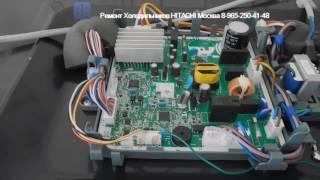 Ремонт Холодильника HITACHI R WB482PU2 Инверторный компрессор Часть 2(, 2016-08-18T21:14:44.000Z)