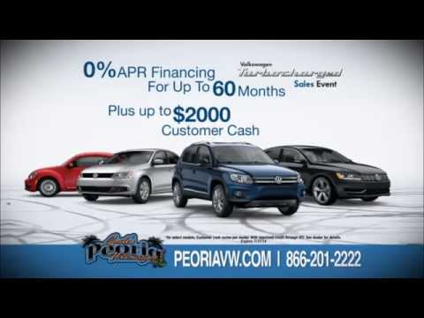 Lunde's Peoria Volkswagen | Turbo Charged Sales Event | Serving | Phoenix AZ