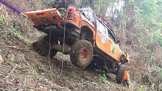 OFFROAD ADVENTURE CAMPURAN 4X4 - OFFROAD EXTREME