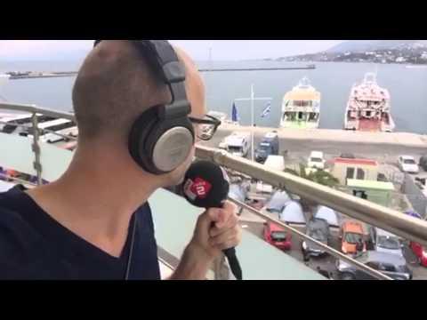 Sander de Heer vanaf Lesbos   NPO Radio 2