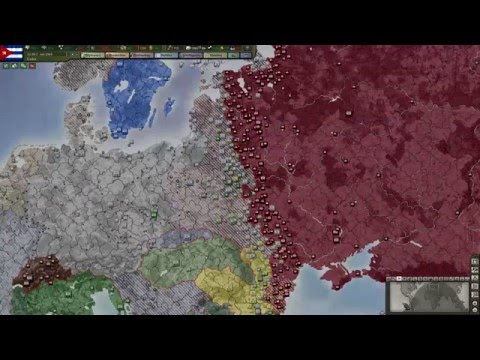 Hearts of Iron 3: 1936-1945 Observer Game Part 5