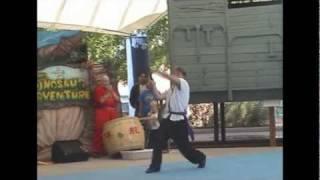 Shaolin Kung Fu Chinese Wushu Martial Artistry Albuquerque New Mexico 2003-9-7