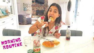 Quarantine morning routine at home Vlog