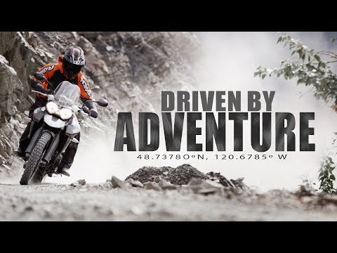 Driven By Adventure