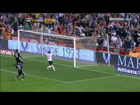FC Valencia - Real Madrid 3-0 All Goals & Highlights