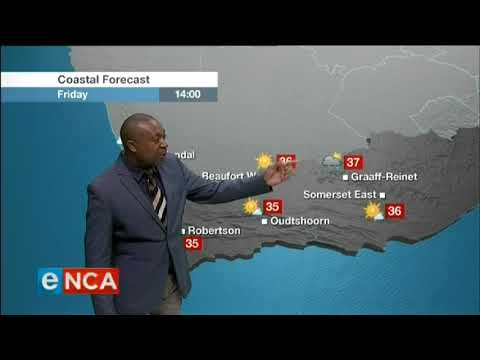 Weather Forecast 6 December 2019