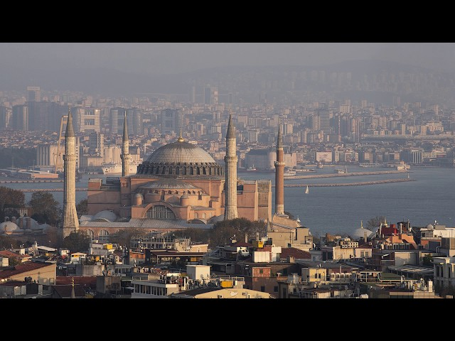 Beyazıt Yangın Kulesinden İstanbul / Istanbul from Beyazıt Tower