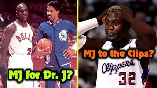 6 Times Michael Jordan ALMOST Got Traded