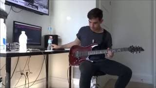 A Day To Remember   Reassemble   GUITAR COVER FULL (NEW SONG 2016) HD