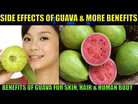 Guava Benefits And Side Effects: Guava Fruit Benefits For Hair, Skin, Brain & Eye
