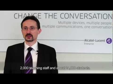Université de La Sorbonne is learning from Alcatel-Lucent Enterprise