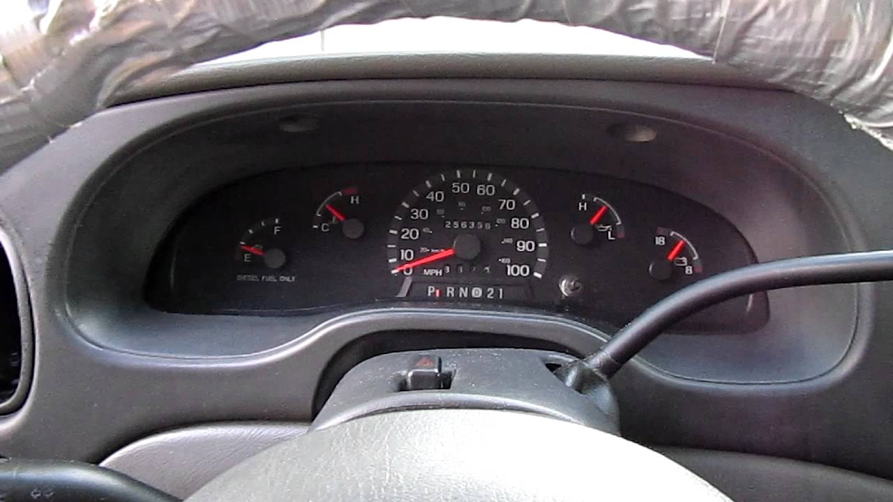 medium resolution of 2003 ford e350 dash